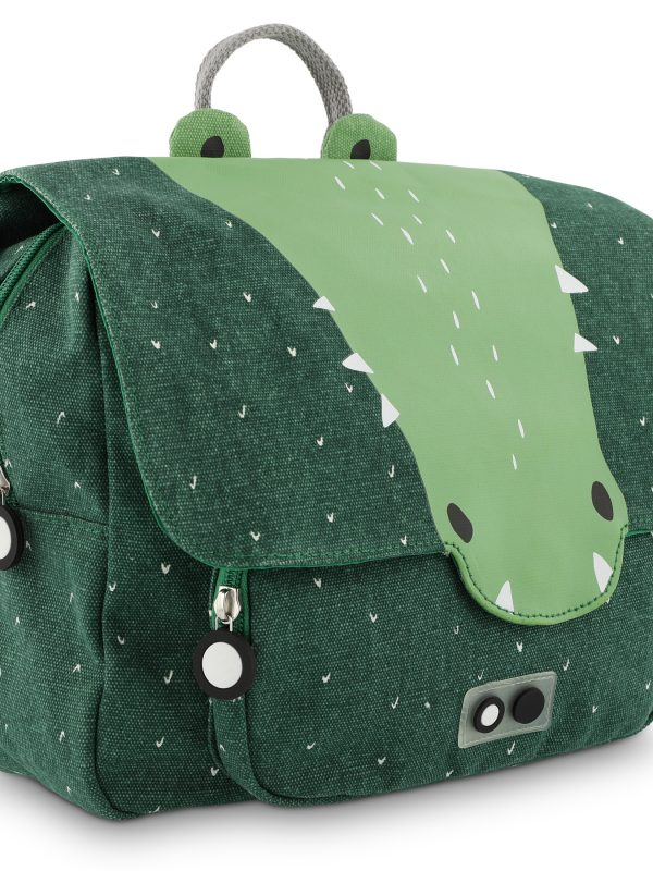 cartable enfant crocodile