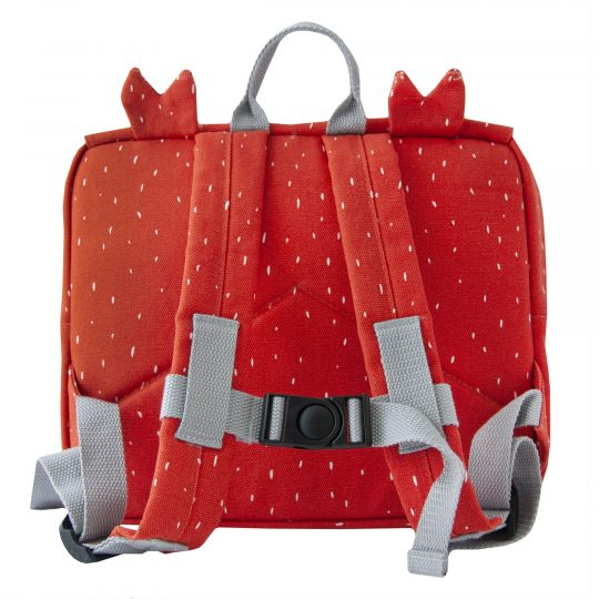 dos cartable enfant crabe